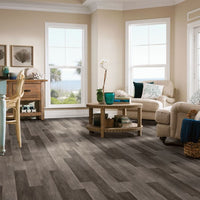 Armstrong Luxe with Rigidcore Castletown Carbonized Gray