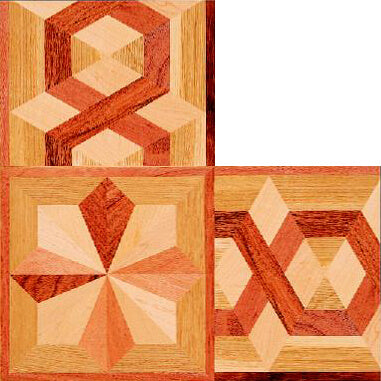 Oshkosh Designs Tennyson Wood Border