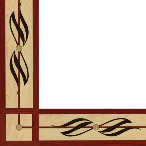 Oshkosh Designs Versailles Wood Border