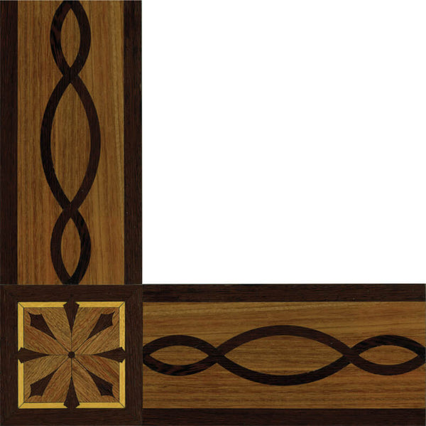 Oshkosh Designs Windsor Wood Border