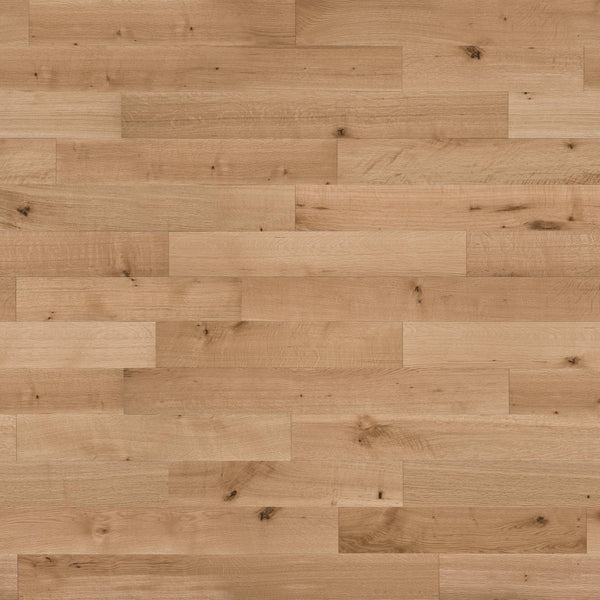 Mirage Natural Collection White Oak Rift & Quartered Character Smooth