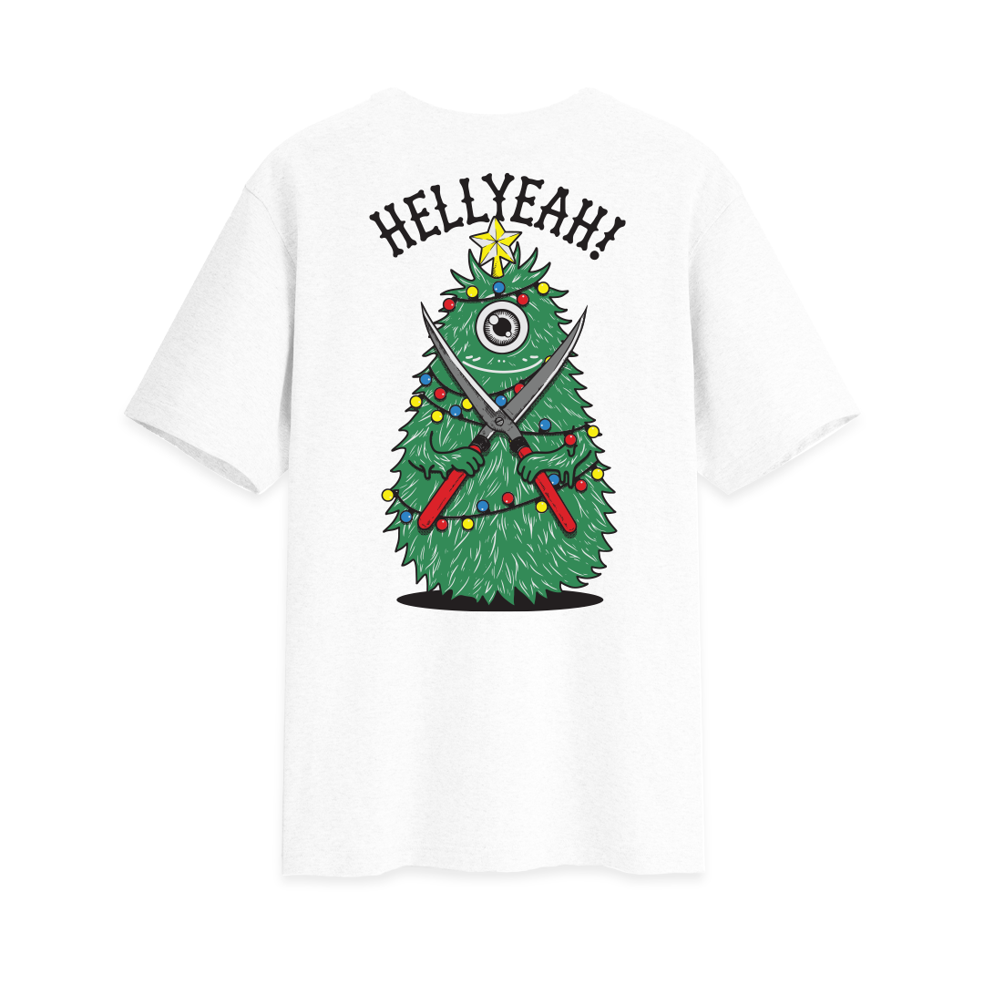 HellYeah Holiday Tee