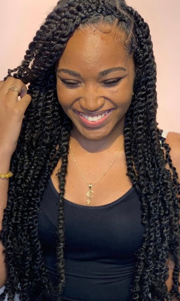 Passion Twists by Shanel