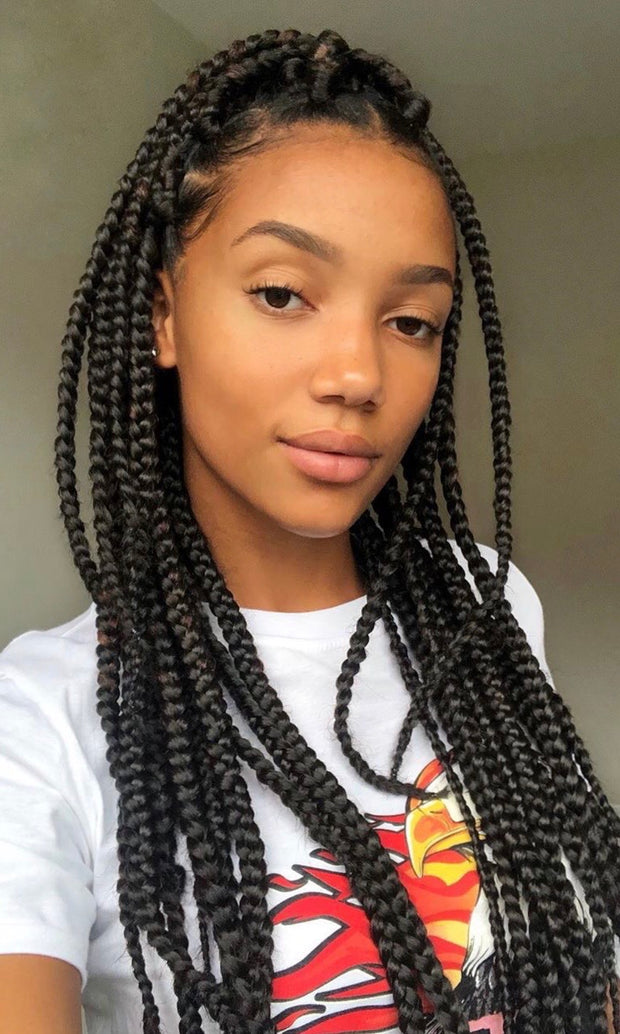 Box Braids by Shanel