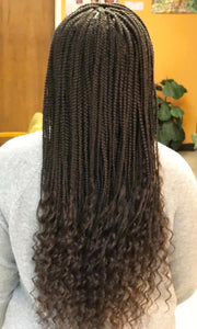 Goddess Braids by Shanel