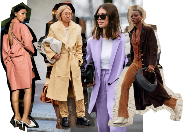 5 Mood-Boosting Colours To Wear This Spring