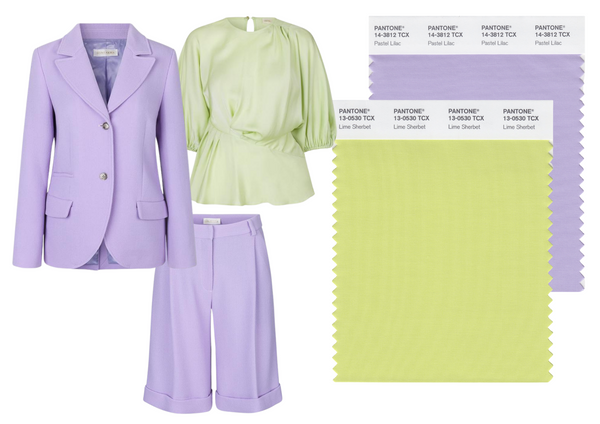 stine goya lilac suit rent hire pantone colour of the year ss2