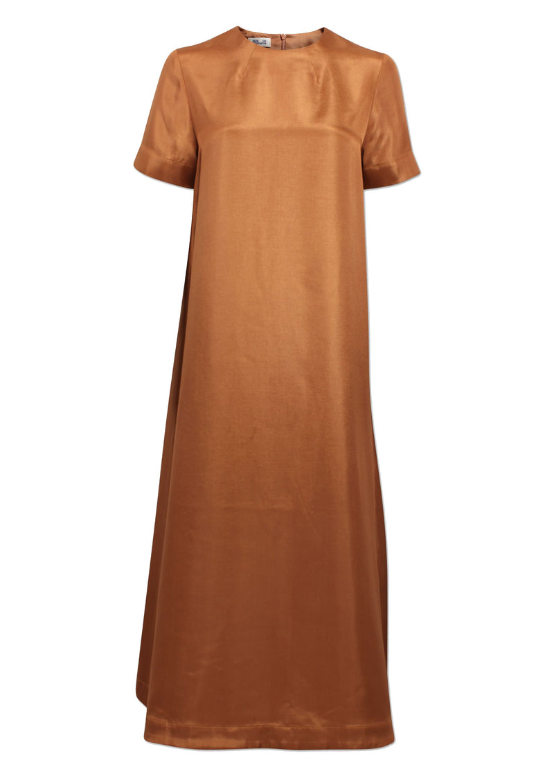Rent Baum Und Pferdgarten Alula Short Sleeve Hazel Midi Dress from Rotaro