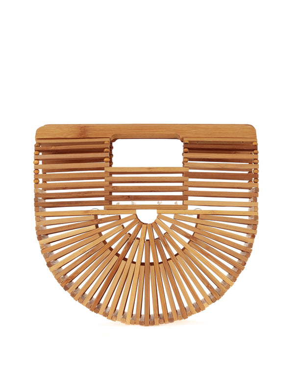 Rent Cult Gaia Wood Tote Bag from Rotaro
