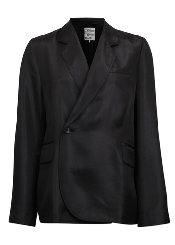 Rent Baum Und Pferdgarten Becks Black Single Button Blazer from Rotaro