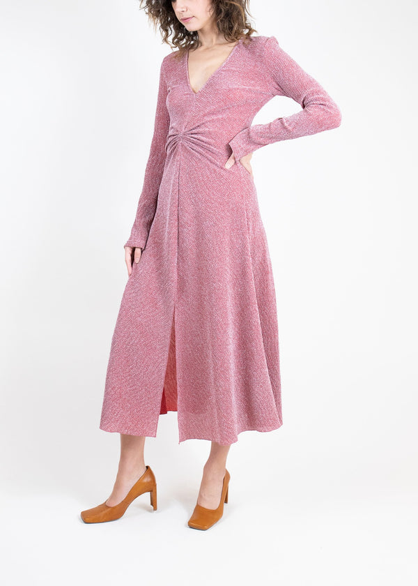 Rent ROTATE Birger Christensen Rose Fitted Long Sleeve Dress from Rotaro