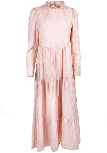 Rent Stine Goya Pink Prairie Maxi Dress from Rotaro