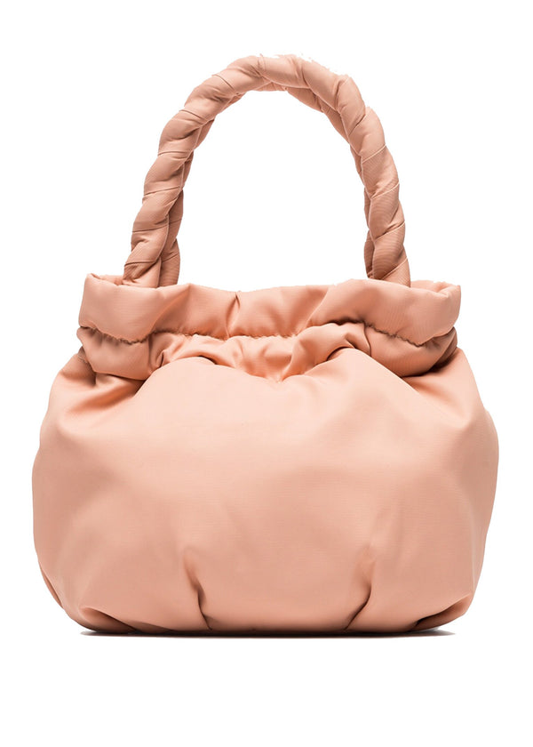 Rent Staud Stella Plaited Handle Drawstring Bag from Rotaro