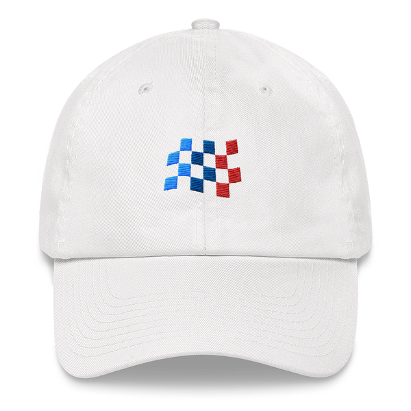 Motorsport Racing Flag Adjustable Hat