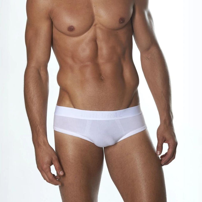 D.Hedral Evo Brief - White