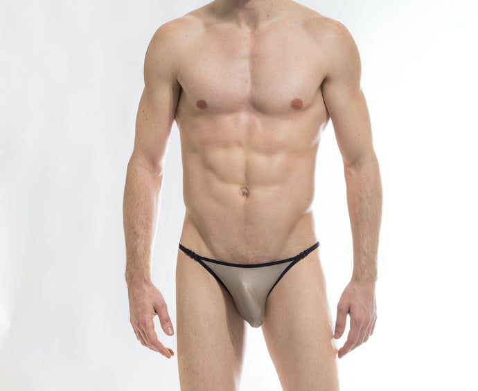L'Homme Invisible Golden Eye G-String