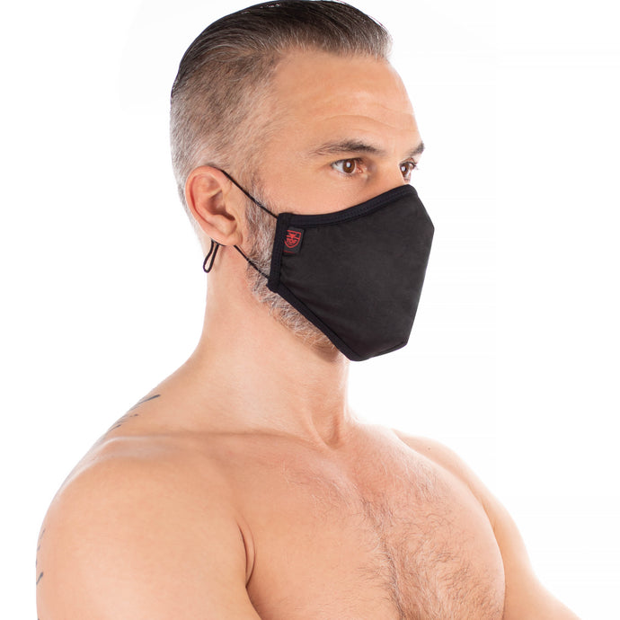 TOF-Paris-Bio-Cotton-Seamless-Face-Mask-Black