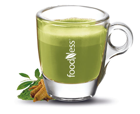 FOODNESS MATCHA TEA & GINSENG CAPSULES - s-coffeehouse