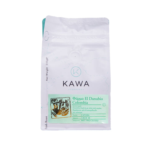 colombia single origin 250gr