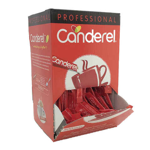 canderel sticks 500pieces