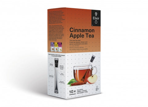 CINNAMON & APPLE TEA