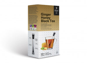 ELIXIR - GINGER & HONEY TEA 10TEM