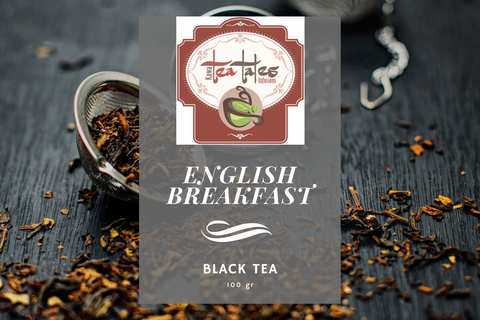 TEA TALES - ENGLISH BREAKFAST 100gr - s-coffeehouse