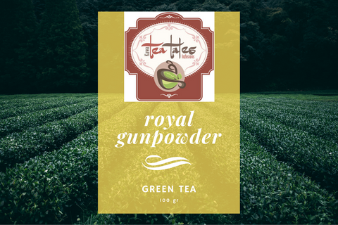TEA TALES-ROYAL GUNPOWDER 100GR - s-coffeehouse