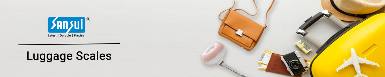 Sansui Luggage Scales