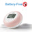 Sansui Electronics Battery-Free Portable Digital Luggage Scale with Nylon Strap (35 kg, White-Pink)