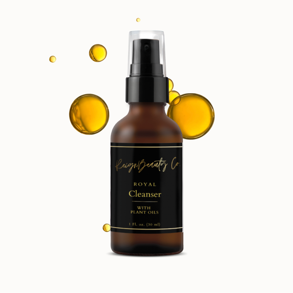 Royal Cleanser with Plant Oils