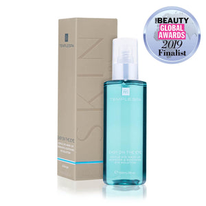 Easy On The Eye Gentle Eye Make-Up Remover & Soothing Eye Solution 150ml