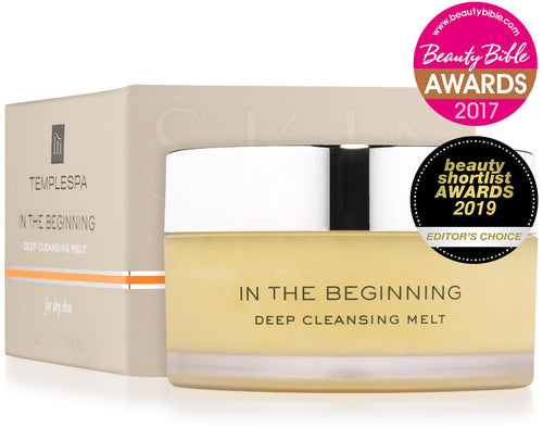 In The Beginning Deep Pore & Exfoliating Balm Cleanser 75g