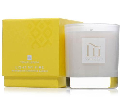Light My Fire Energising Aromatherapy Candle