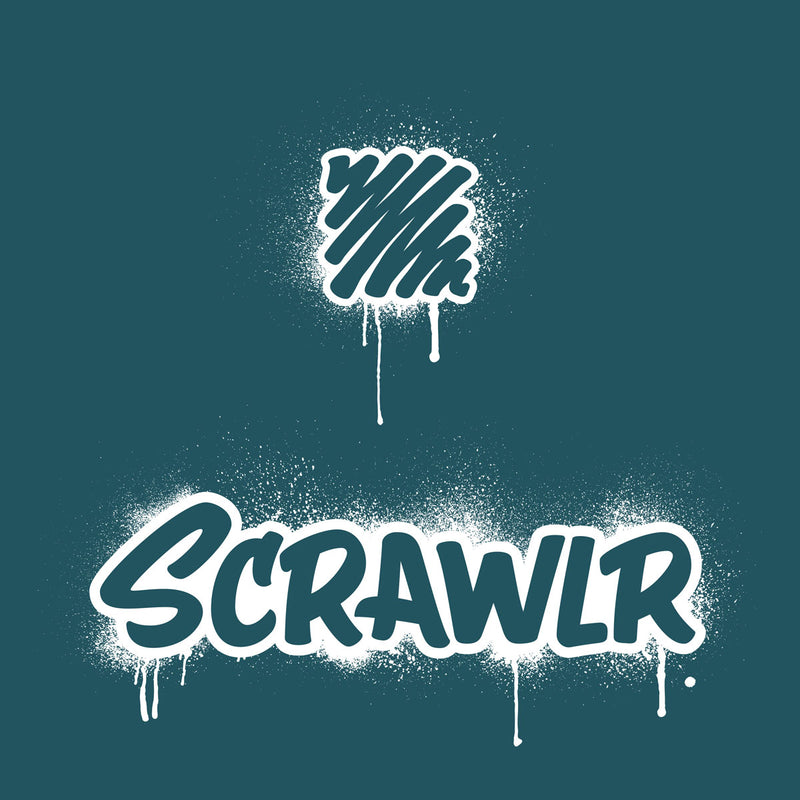 Scrawlr Spray TShirt