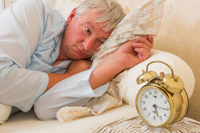 Tips for better sleeping as you grow old