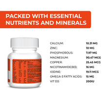 Load image into Gallery viewer, Nutrite™ Protect Multi Vitamin Immunity Booster - 60 Softgels
