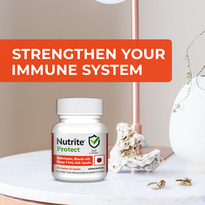 Nutrite™ Protect Multi Vitamin Immunity Booster - 60 Softgels