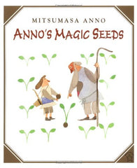 Anno's Magic Seeds, Boco Learning, Boco Math, Math Learning, Picture Book