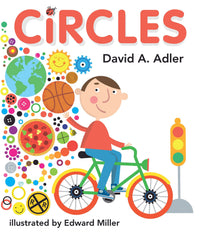 Circles, BocoLearning.com, Boco Math, Math Learning, Picture Book
