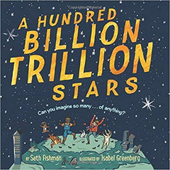 Math Learning, Picture Book, A Hundred Billion Trillion Stars