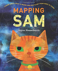 Mapping Sam, BocoLearning.com, Boco Math, Math Learning, Picture Book