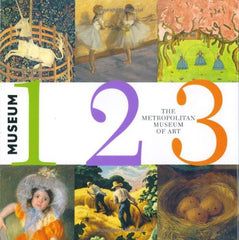 Museum 123, Boco Learning, Boco Math, Math Learning, Picture Book