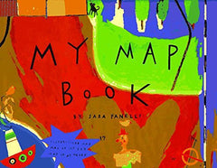 My Map Book, BocoLearning.com, Boco Math, Math Learning, Picture Book
