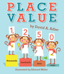 Place Value, Boco Learning, Boco Math, Math Learning, Picture Book