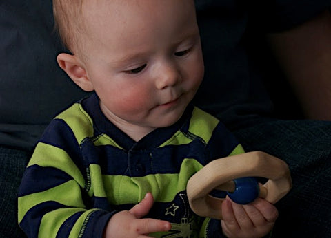 Child with Rattle, BocoLearning.com, Boco Math, Homeschool Math