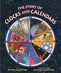 The Story of Clocks and Calendars, BocoLearning.com, Boco Math, Math Learning, Picture Book