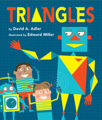 Triangles, BocoLearning.com, Boco Math, Math Learning, Picture Book