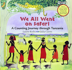 We All Went on Safari, Boco Learning, Boco Math, Math Learning, Picture Book