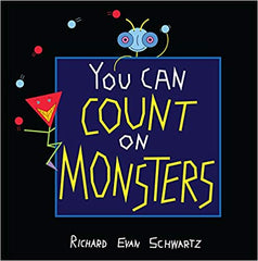You Can Count on Monsters, Boco Learning, Boco Math, Math Learning, Picture Book